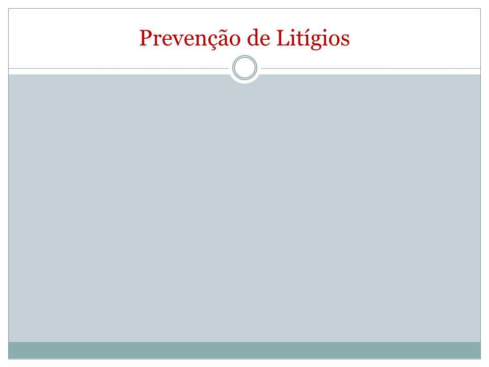 Prevenção de Litígios