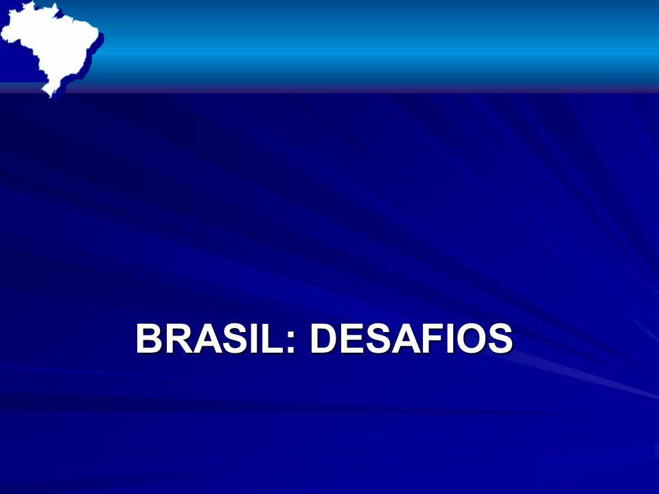 BRASIL: DESAFIOS