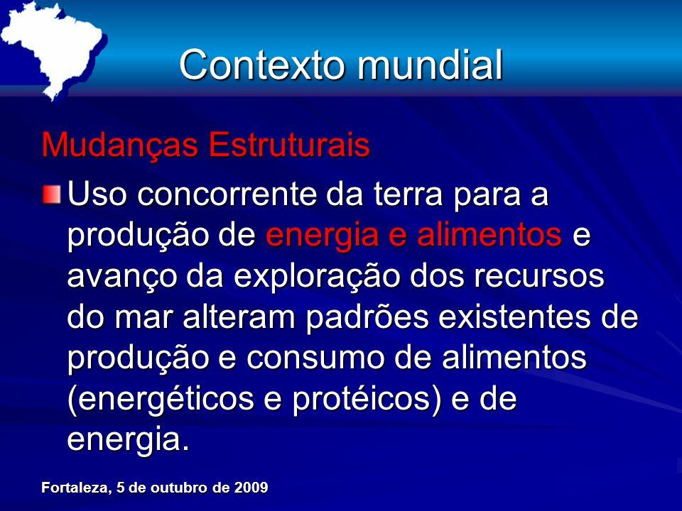 A IMPORTÂNCIA DO BRASIL URBANO NÃO LITORÂNEO FONTE: ESTUDO DO CEDEPLA/UFMG para CGGE/ MPOG, 2007