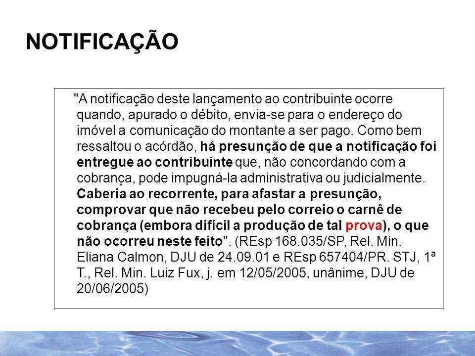 ATUALIZAÇÃO DO CADASTRO IMOBILIÁRIO CASO 1 EMBARGOS INFRINGENTES.