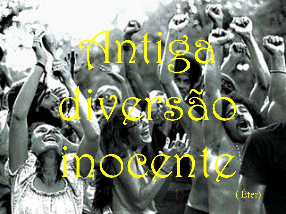 No carnaval de 1904, no Rio de Janeiro, surgiu um spray que causava euforia e desinibição, o famoso lança- perfume.