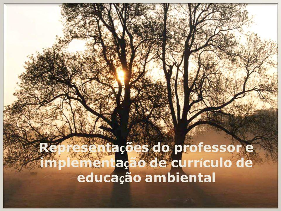 Objetivo: O trabalho teve como objetivo implementar o curriculo de educação ambiental para jovens residentes em tonro do Parque São Bartolomeu (suburbio de Salvador – Bahia)