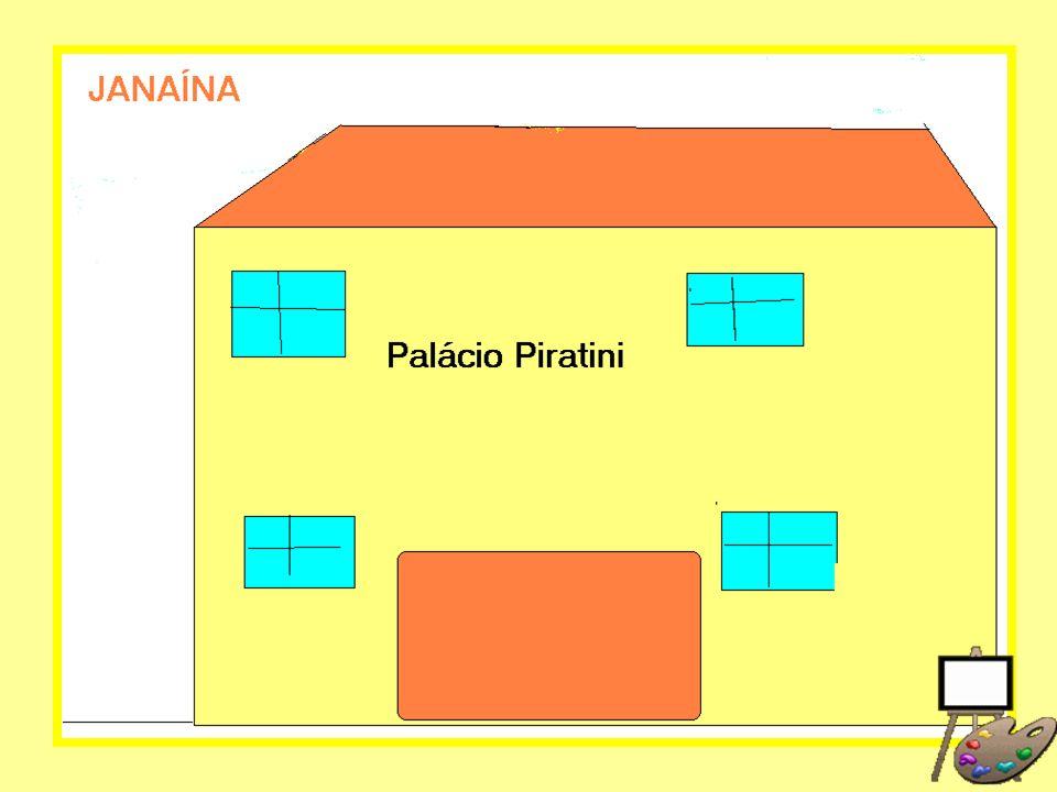 O Palácio Piratini é onde fica o nosso governador.