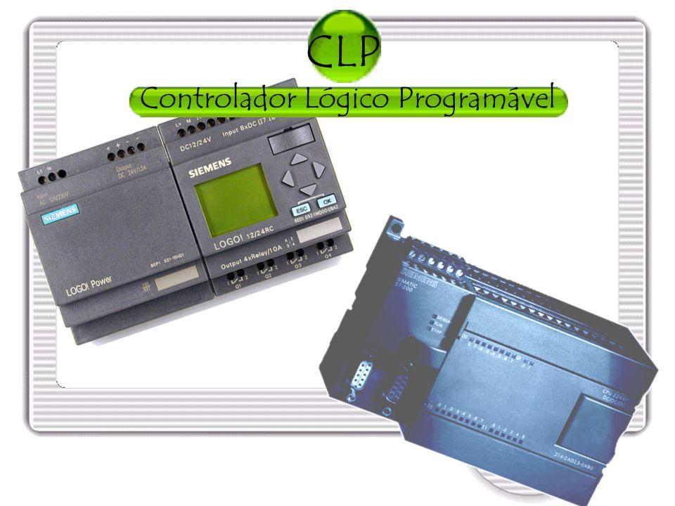 CLP Controlador Lógico Programável