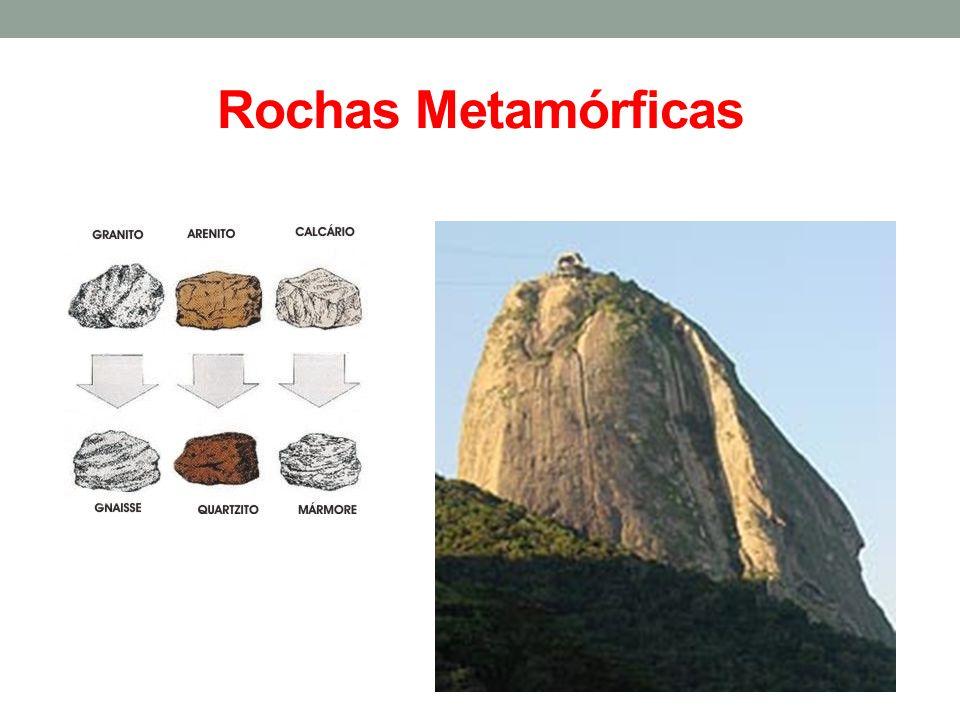 Rochas Metamórficas