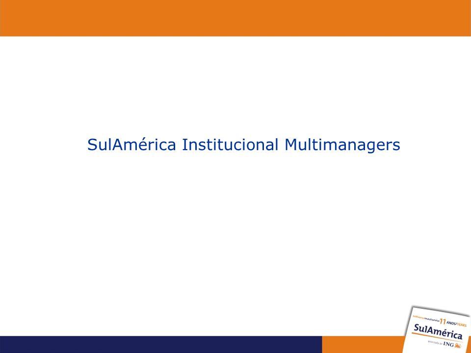 SulAmérica Institucional Multimanagers