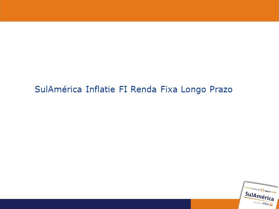 SulAmérica Inflatie FI Renda Fixa Longo Prazo