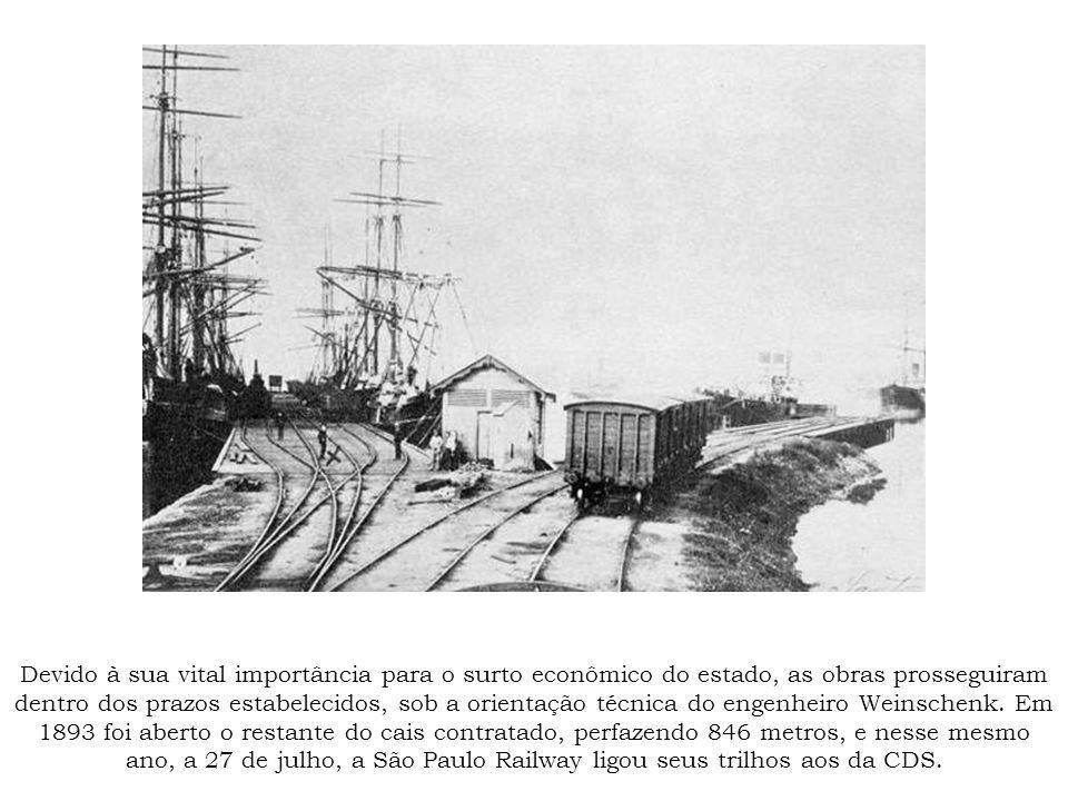 Em 1912 falece Eduardo Palassin Guinle e em 1919 Cândido Gaffrée.