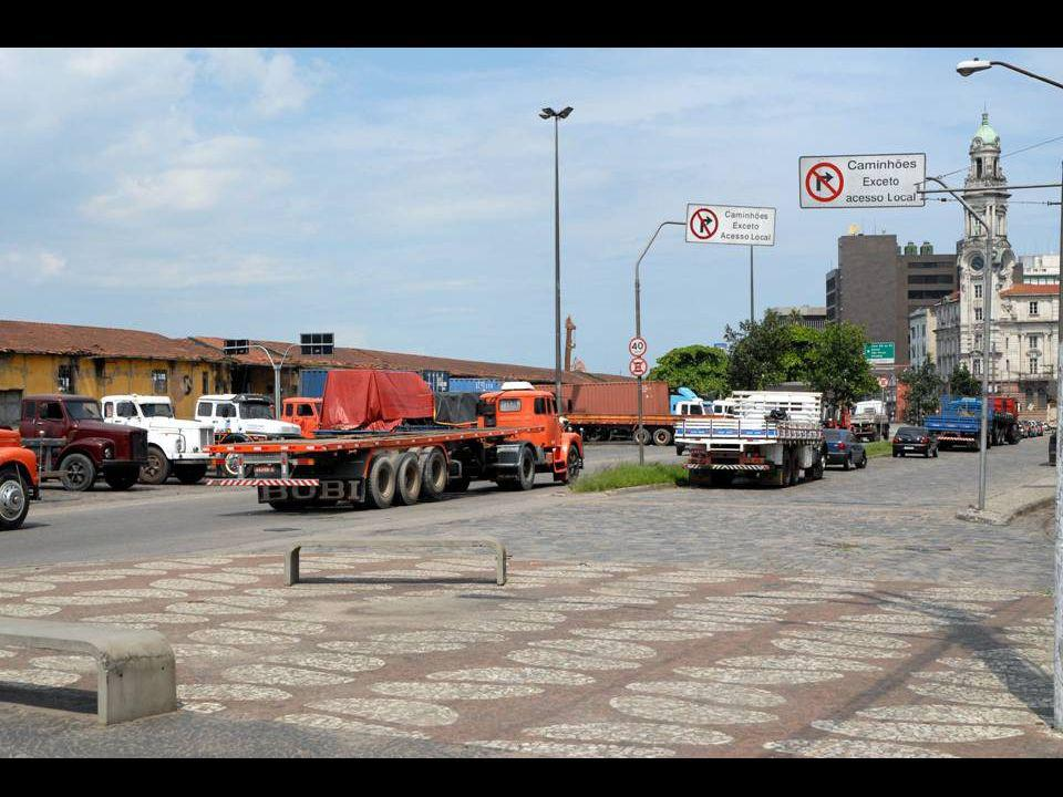 Estacionamento Terminal de Passageiros Boulevard