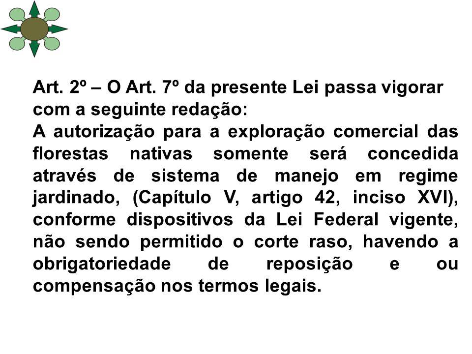 Art.2º – O Art.