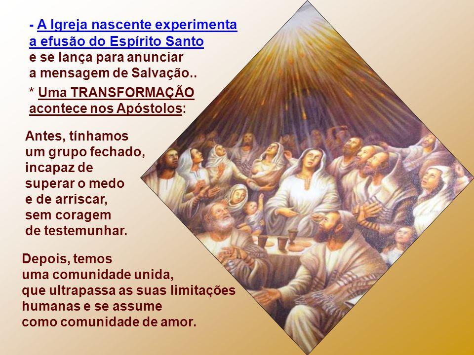 Os apóstolos estão