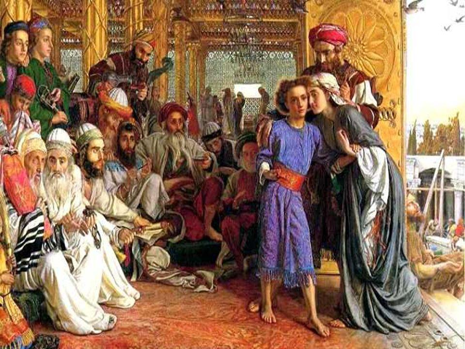 O Evangelho nos apresenta a Sagrada Família de Nazaré, como modelo de todas famílias.