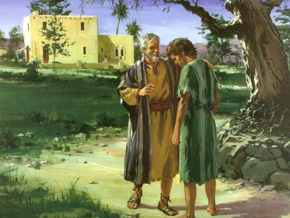 E compreenderemos também as censuras de Jesus aos fariseus, representados na Parábola pelo filho mais velho, que não aceita perdoar... Todos nós somos