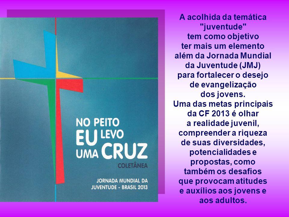 Desta forma, a Campanha da Fraternidade é maneira que a Igreja no Brasil celebra a quaresma em preparação à Páscoa. Ela dá ao tempo quaresmal uma dime