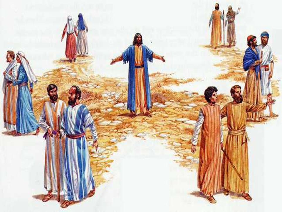Na realização de seus planos, Deus sempre escolhe e envia pessoas em MISSÃO. As Leituras falam de TRÊS ENVIOS: um profeta anônimo, Paulo e os 72 discí