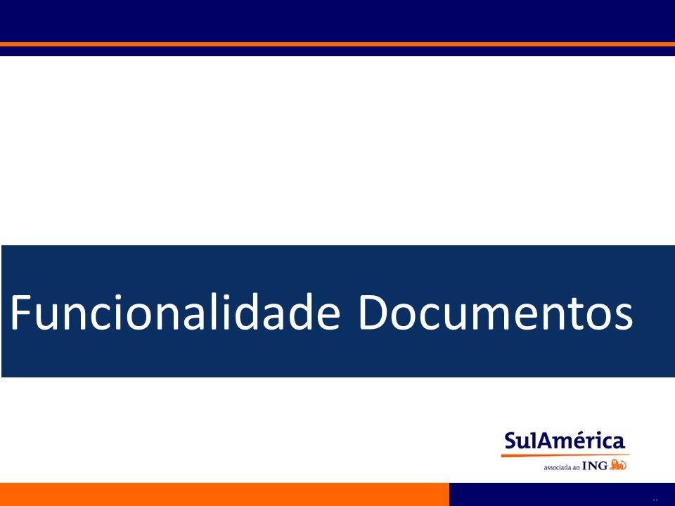 107 Funcionalidade Documentos