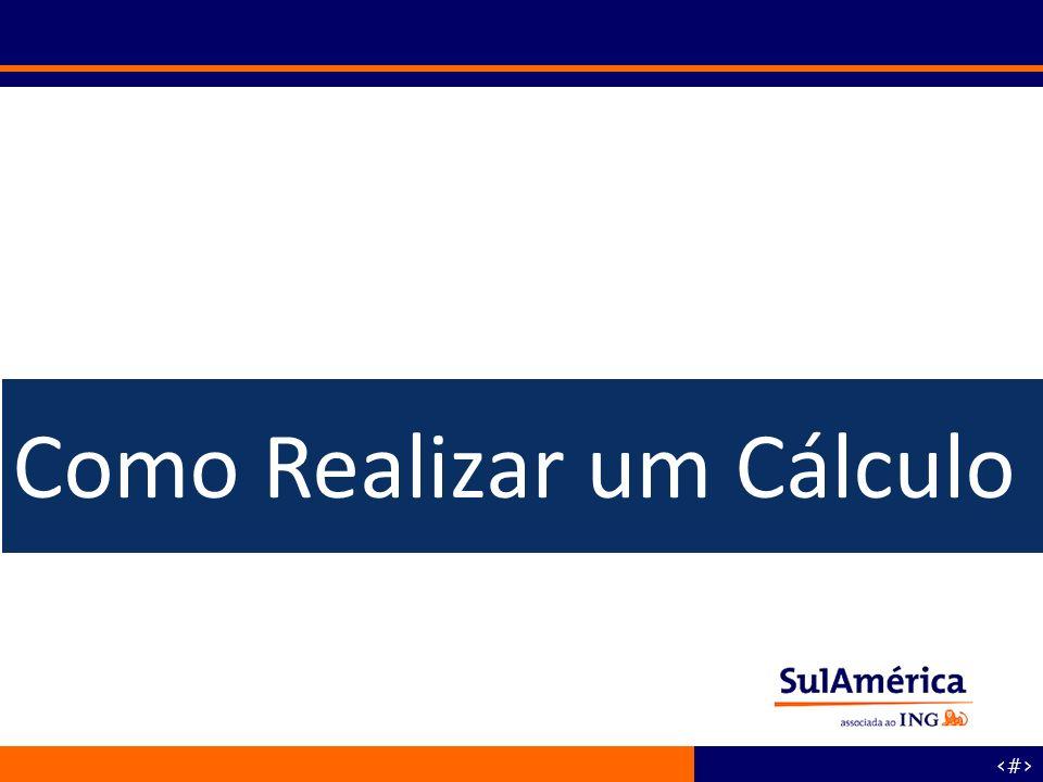 127 Como Realizar um Cálculo