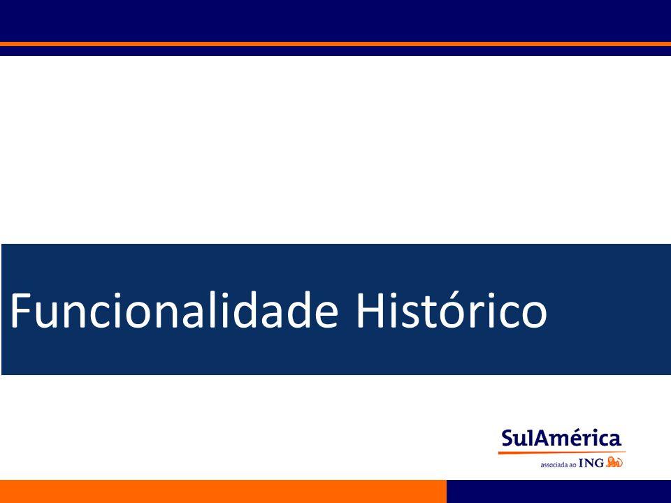 180 Funcionalidade Histórico
