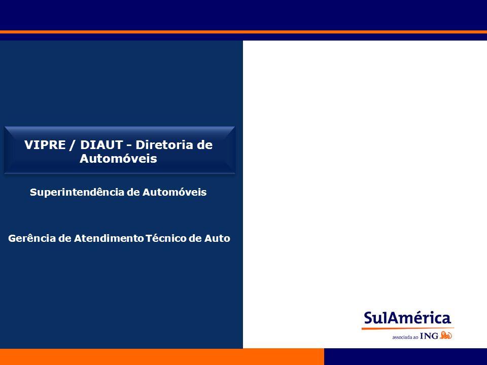 189 VIPRE / DIAUT - Diretoria de Automóveis Superintendência de Automóveis Gerência de Atendimento Técnico de Auto