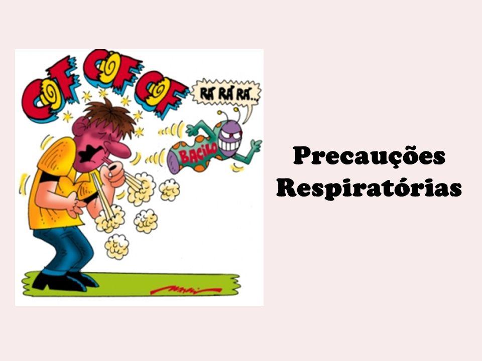 Precauções Respiratórias