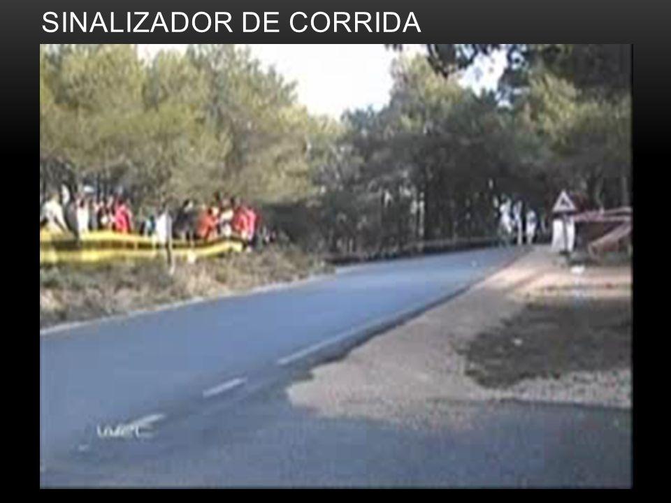 SINALIZADOR DE CORRIDA