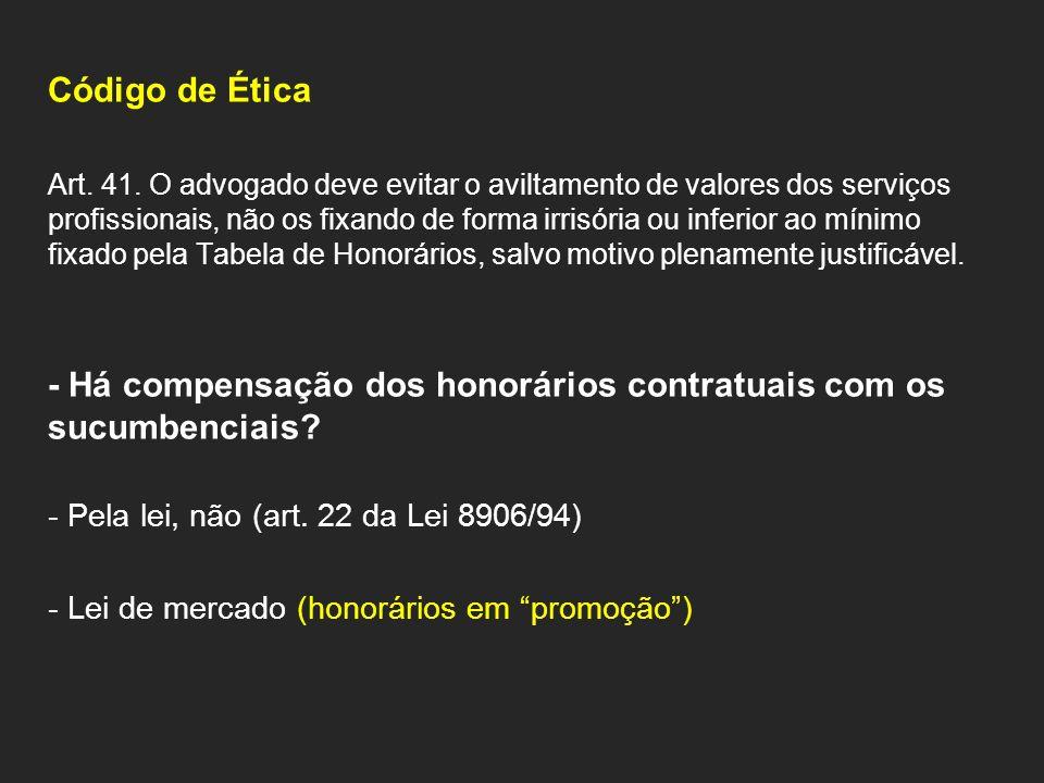 Código de Ética Art.41.