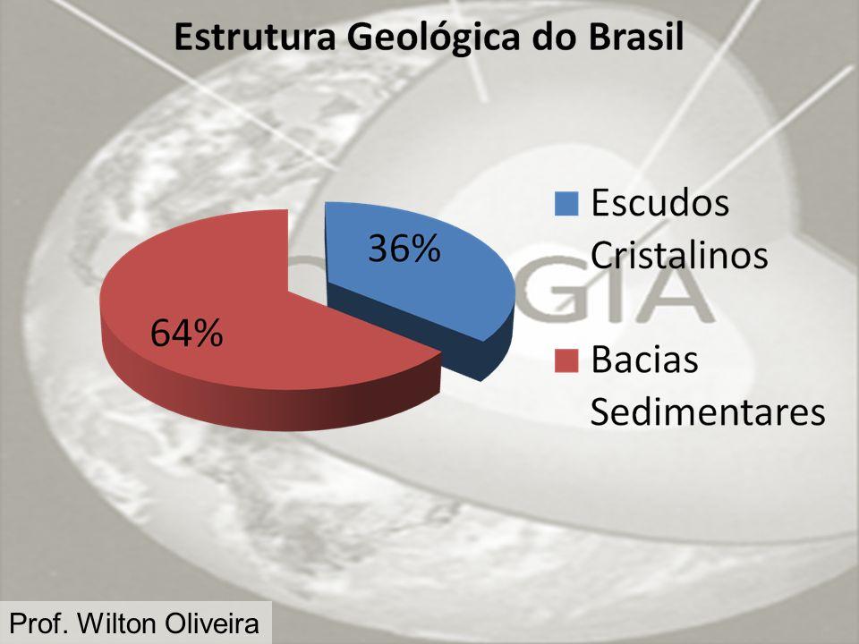 Prof. Wilton Oliveira Formas de relevo