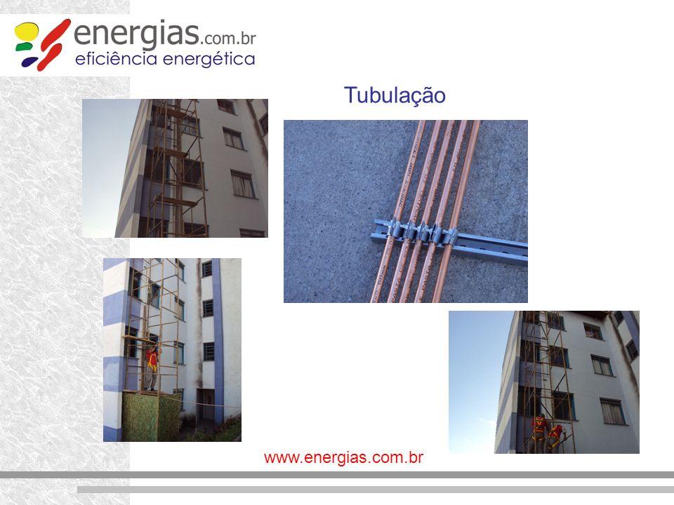 www.energias.com.br Tubulação