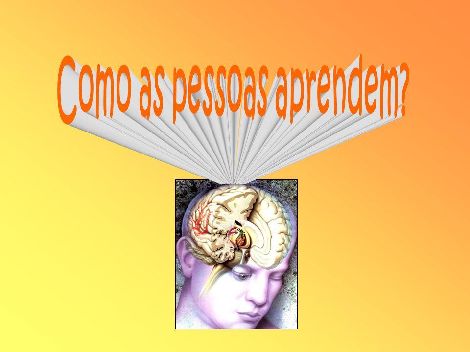 Quatro tipos de estilos de pensamento: organização e processamento da informação ( Gregorc) Domínio do cérebro esquerdo assimila-se a informação de maneira lógica.