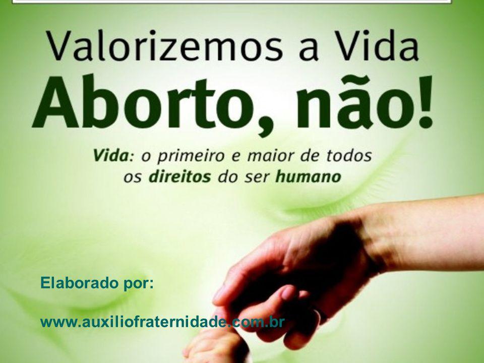 Elaborado por: www.auxiliofraternidade.com.br