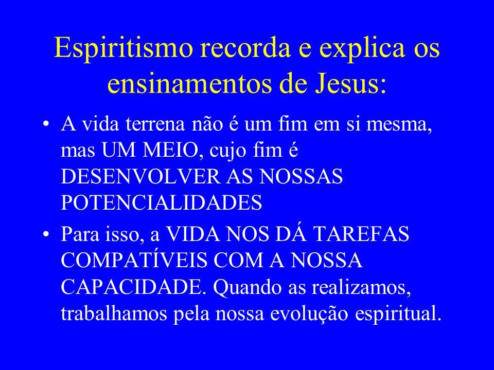 Sociedade de formação cristã: conhecemos o sentido da vida? Jesus sempre ensinou claramente o sentido da vida Nos informou que somos seres imortais Vi