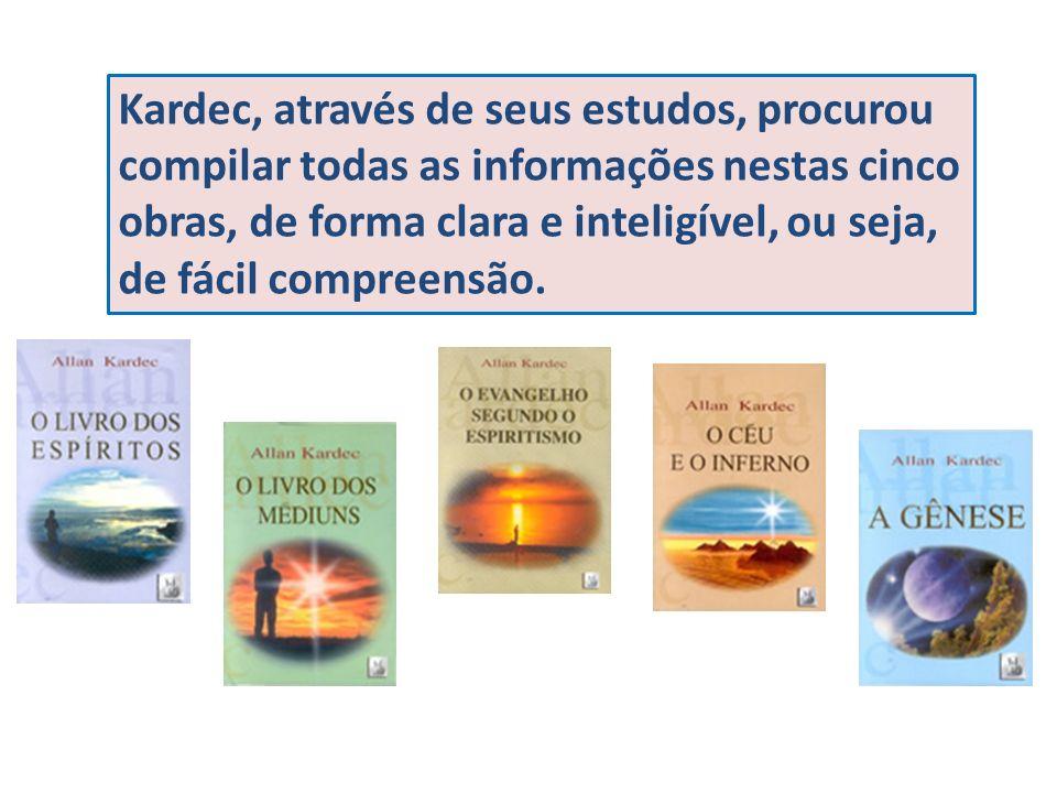 Ante o livro Espírita Melhore as suas aquisições, buscando algo novo.