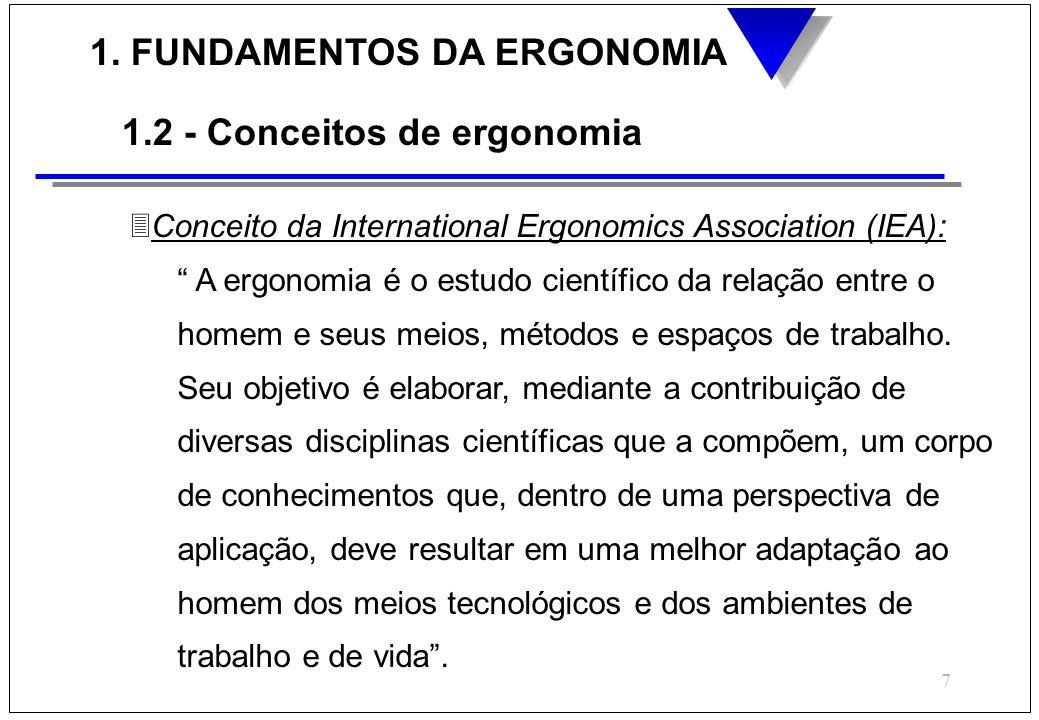 17 CONCEITO DE CIBERNÉTICA: 3Cibernética é a ciência da comunicação e do controle, seja dos seres vivos naturais (homem), seja dos seres artificiais (máquina).