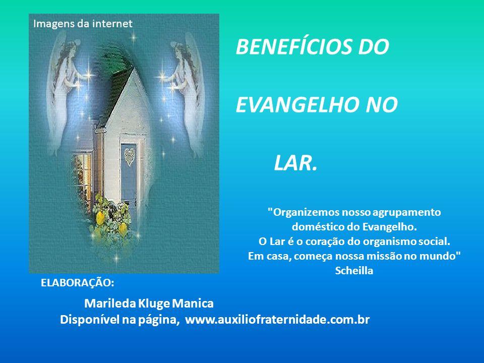 As entidades infelizes chegam a sentir verdadeiros choques ao tentarem se intrometer nos lares que praticam o Evangelho no Lar.