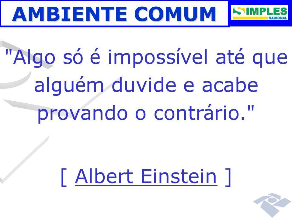 AMBIENTE COMUM
