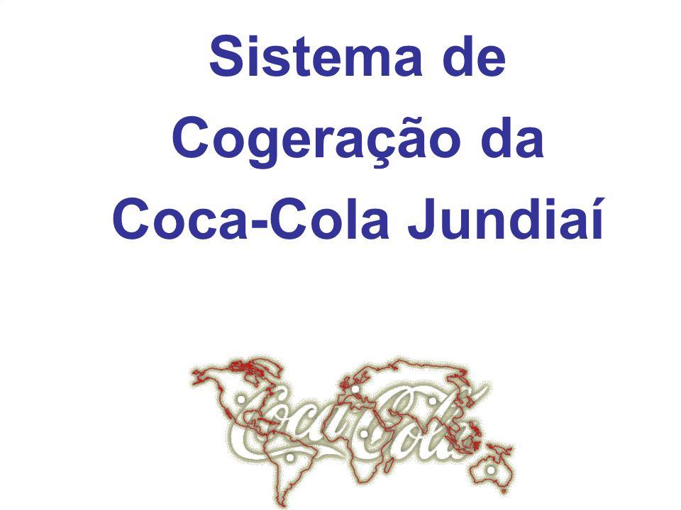 Sistema de Cogeração da Coca-Cola Jundiaí