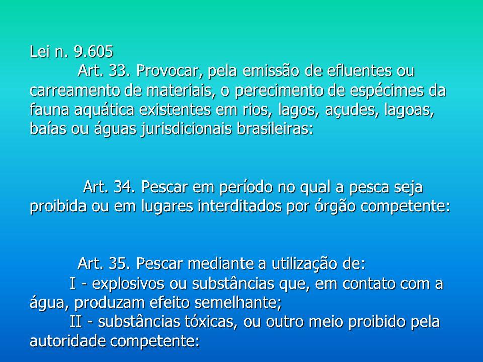 Lei n. 9.605: Art. 32. Praticar ato de abuso, maus-tratos, ferir ou mutilar animais silvestres, domésticos ou domesticados, nativos ou exóticos: Decre