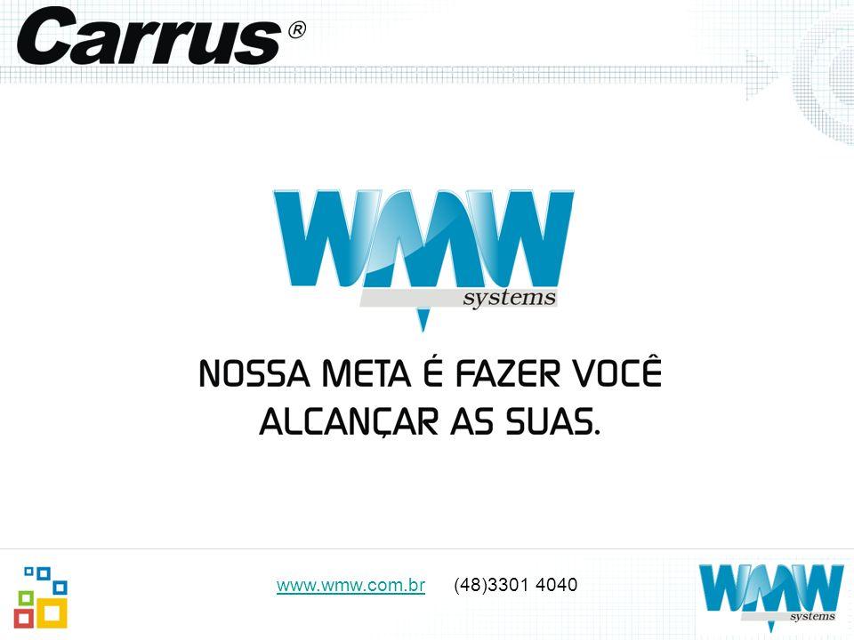 www.wmw.com.br (48)3301 4040www.wmw.com.br