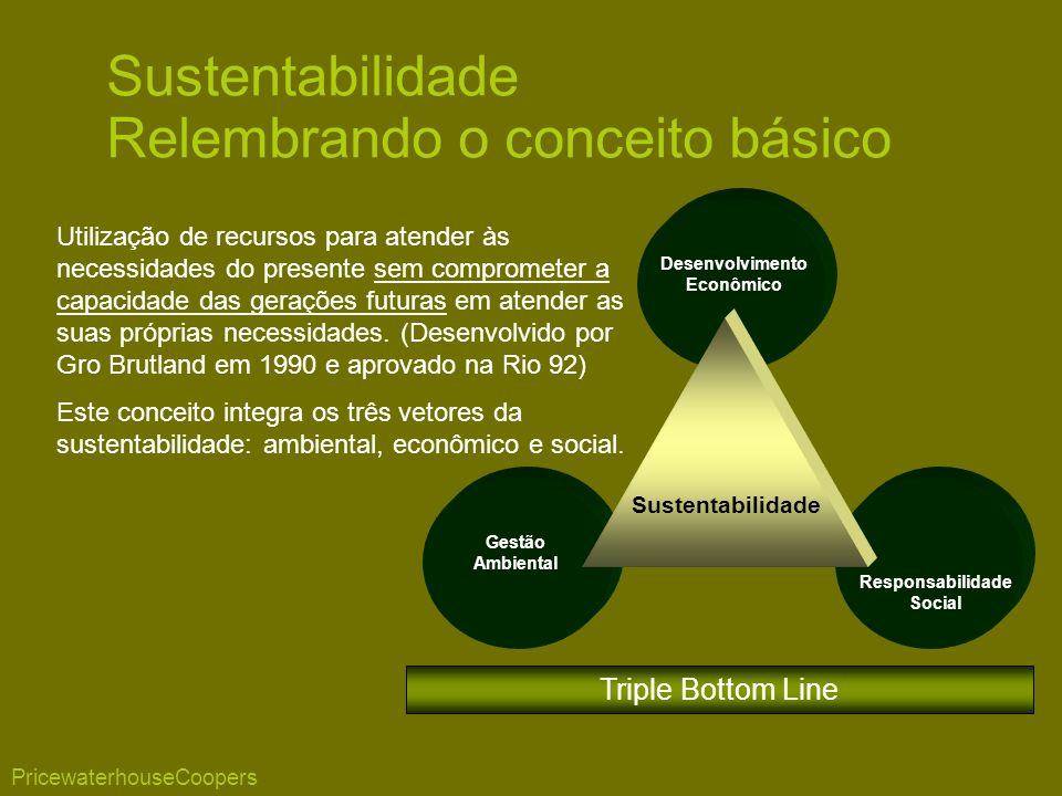 Utilização de recursos para atender às necessidades do presente sem comprometer a capacidade das gerações futuras em atender as suas próprias necessid