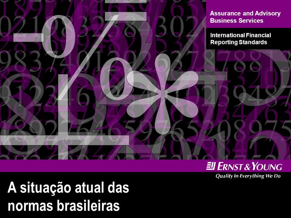 4 As normas brasileiras estão desatualizadas Estão substancialmente contidas em leis com mais de 30 anos da emissão.