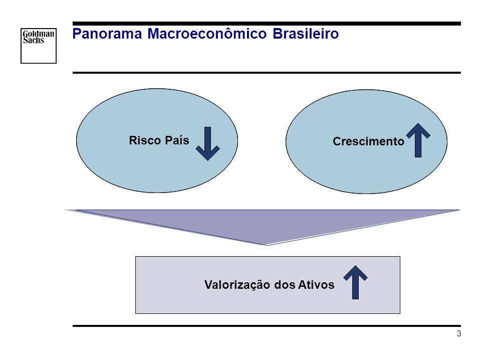 s_hortat\Brazil - Investment Grade\Apresentacao\Impacto do Grau de Investmento v3.ppt 3 Panorama Macroeconômico Brasileiro Crescimento Risco País Valo