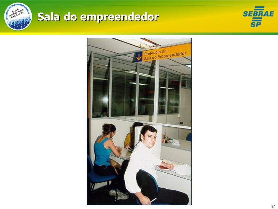 18 Sala do empreendedor