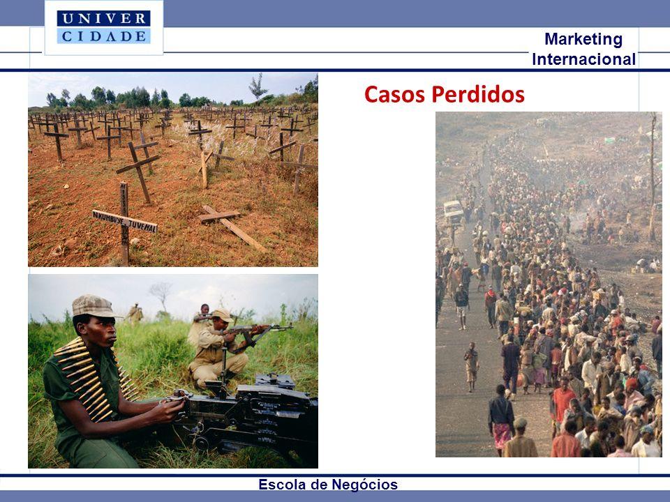 Mkt Internacional Marketing Internacional Escola de Negócios Casos Perdidos