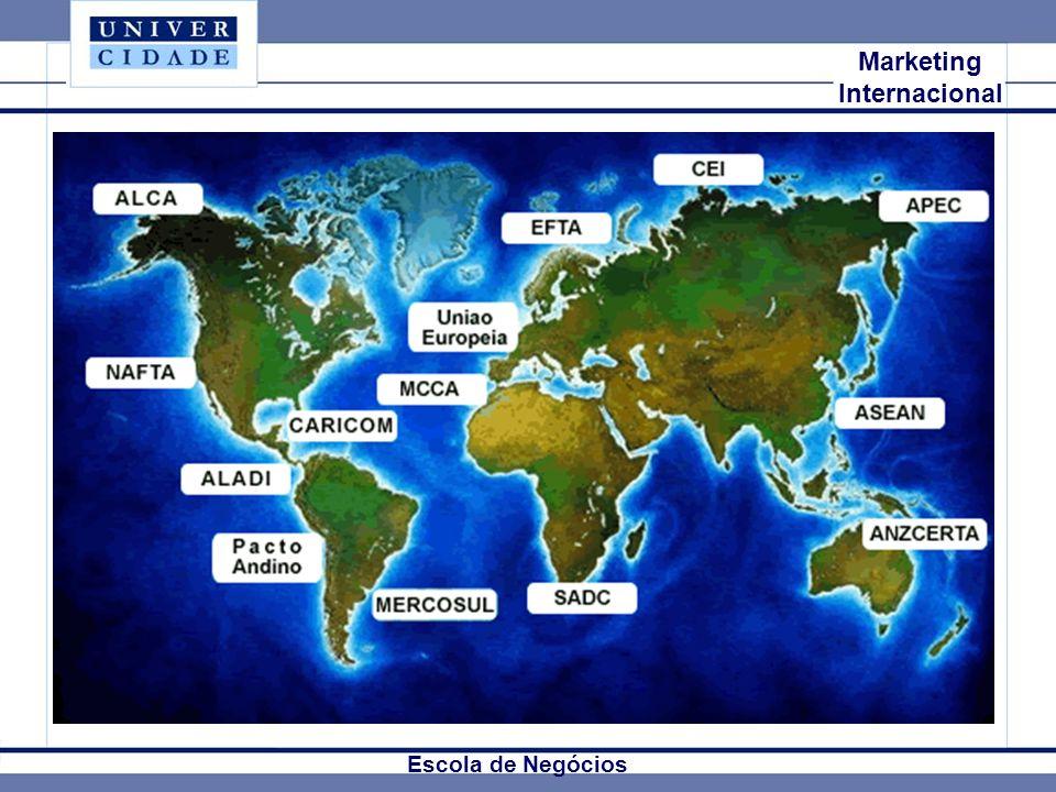 Mkt Internacional Marketing Internacional Escola de Negócios
