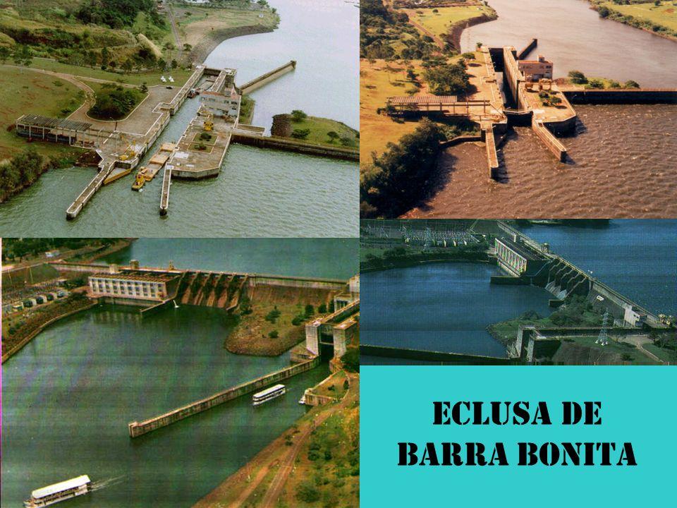 ECLUSA DE BARRA BONITA