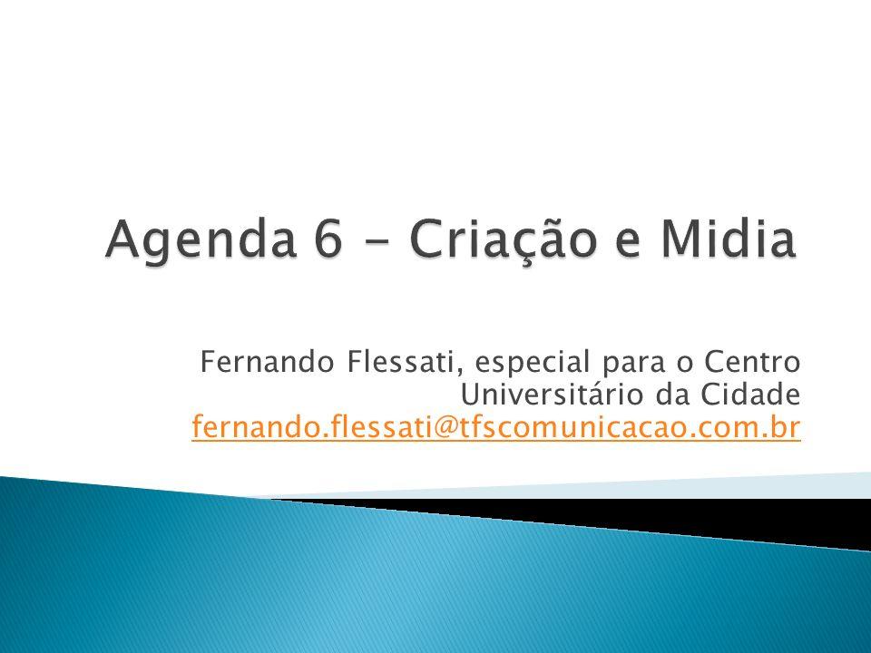 Fernando Flessati, especial para o Centro Universitário da Cidade fernando.flessati@tfscomunicacao.com.br fernando.flessati@tfscomunicacao.com.br