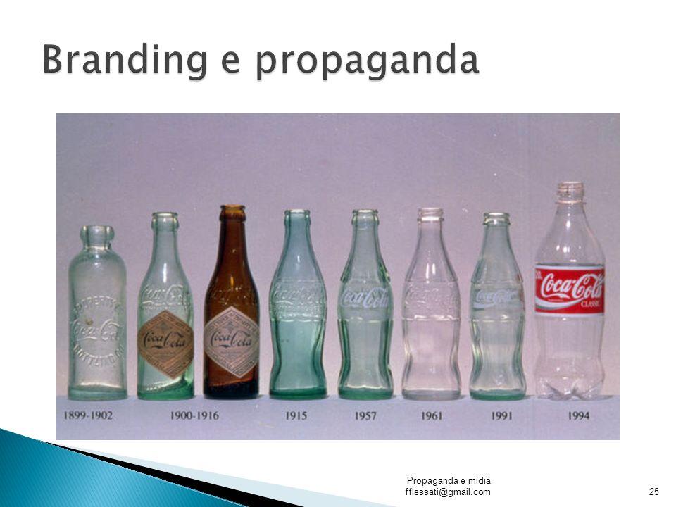 Propaganda e mídia fflessati@gmail.com25