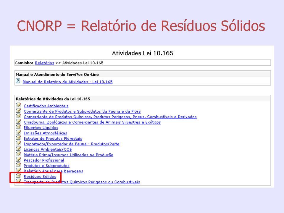 Resíduos Perigosos Conforme Art. 13 – Lei 12.305/2010 Aqueles que, em razão de suas características de inflamabilidade, corrosividade, reatividade, to