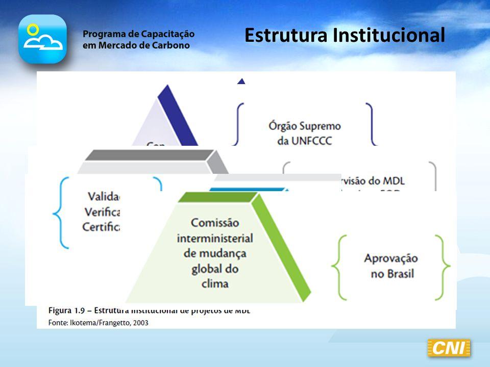 Ciclo do Projeto (4) Registro Responsabilidade do Conselho Executivo do MDL Aceitação formal, pelo Conselho Executivo, de um projeto validado como atividade de projeto do MDL.
