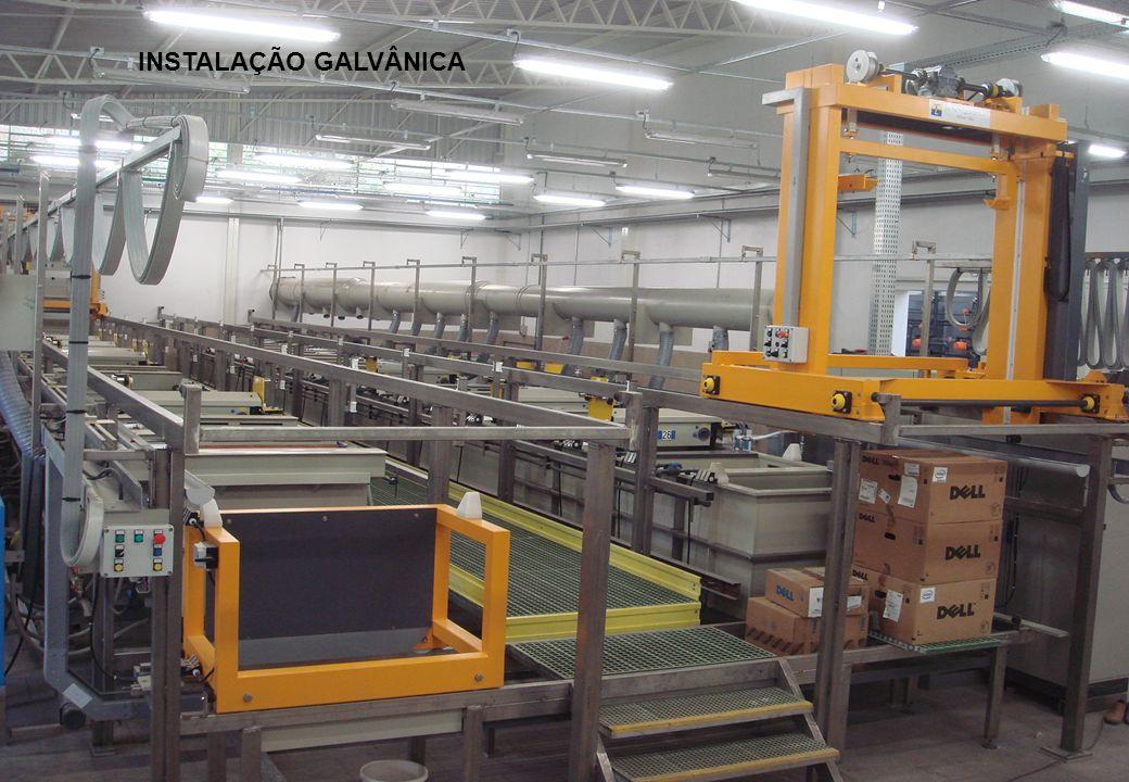 Ministério do Meio Ambiente Promoção: CONCEITOS DECAPAGEM - Química - Mecânica Objetivo: Remoção de óxidos e carepas das peças.